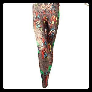 19fa5430ce Marvel Leggings for Women | Poshmark